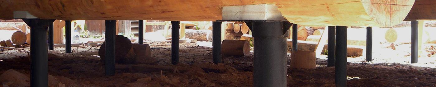 Фундамент монолитная плита под ключ цена Одинцовский район