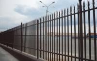 Сварной мелаллический секционный забор