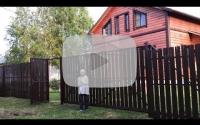 Embedded thumbnail for Деревянные заборы видео