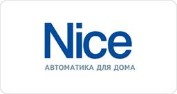 Логотип компании Nice