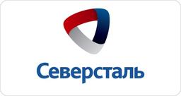 Логотип компании Северсталь