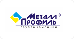 Логотип компании Металл Профиль