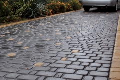 Брусчатка или тротуарная плитка
